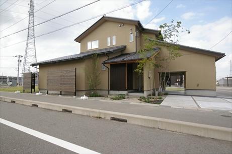 8/3(土)4(日)富山市経堂モデルハウス最終公開
